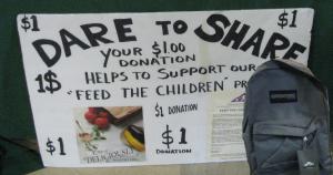 Feed the Children Program